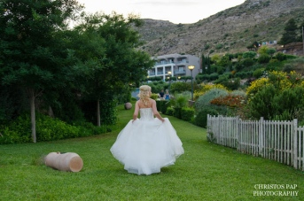 wedding in Michaelangelo Hotel in Kos
