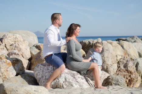Family photo session in Kos