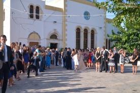 Greek wedding in Zia