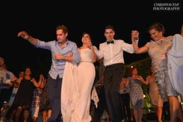 Greek wedding in Kos