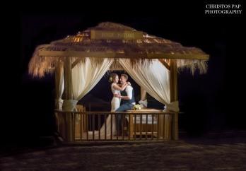Wedding at Mitsis Blue Domes hotel