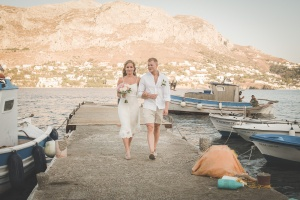 Wedding on Tellendos island