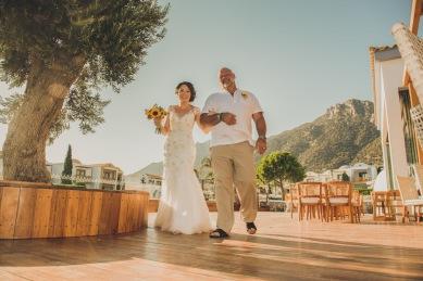 Wedding at Blue Domes Resort