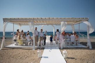 Wedding at Kipriotis hotels