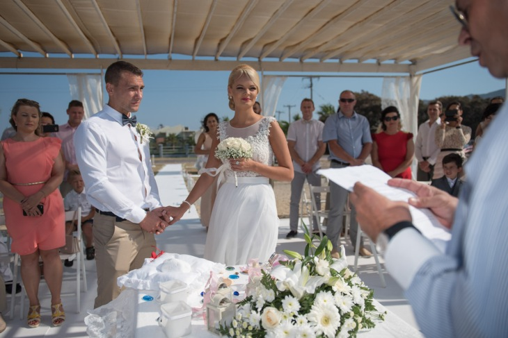 Wedding in Kos