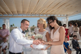 Wedding at Kipriotis Village hotels