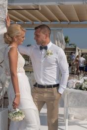 Wedding at Kipriotis Village hotel