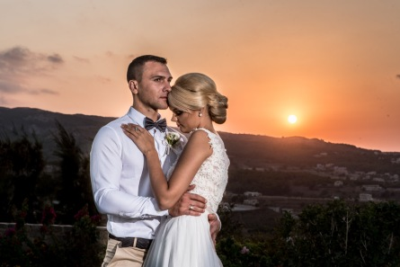 Wedding at Lofaki
