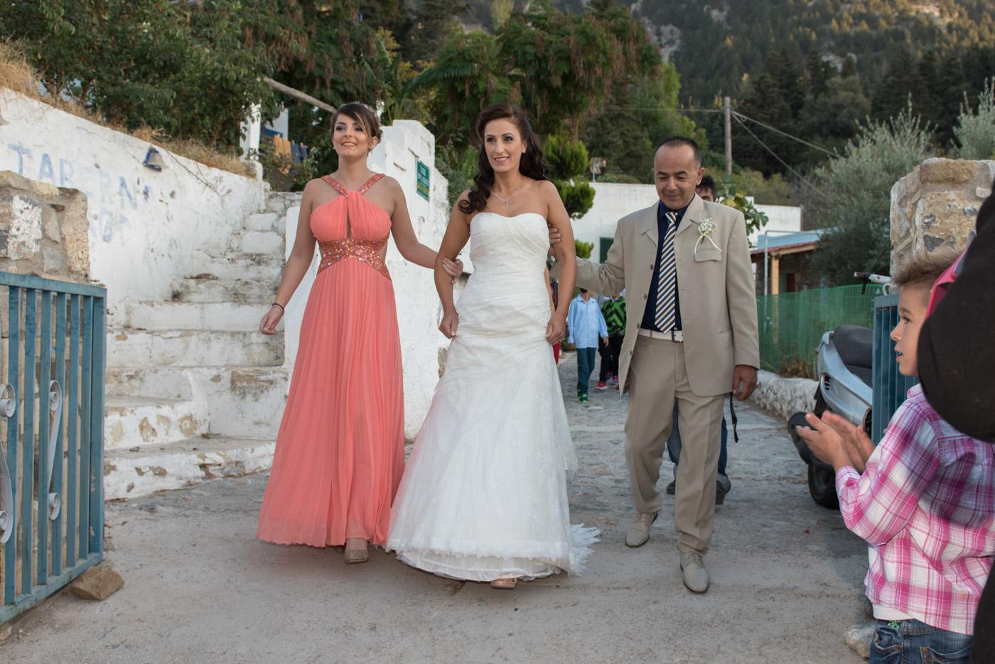 Greek Wedding on Kos island, Photographer in Kos