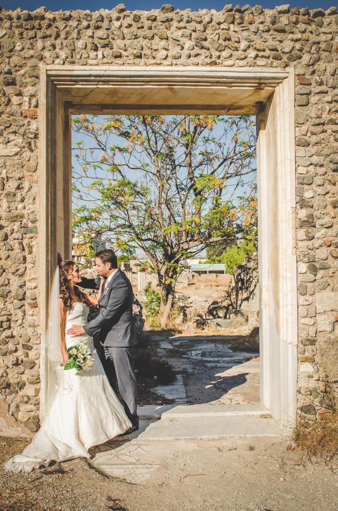 Ελληνικος γαμος στην Κω