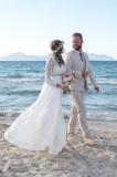 Photographer in Santorini