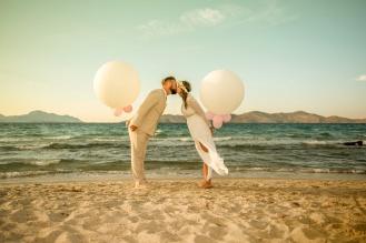 Wedding photographer on Kos island
