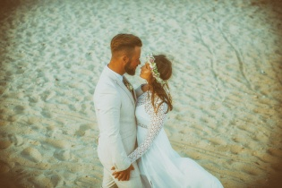 Wedding in Greece in Mykonos