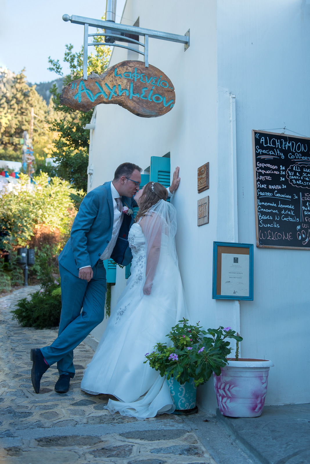 Wedding on Kos island, photographer in Kos