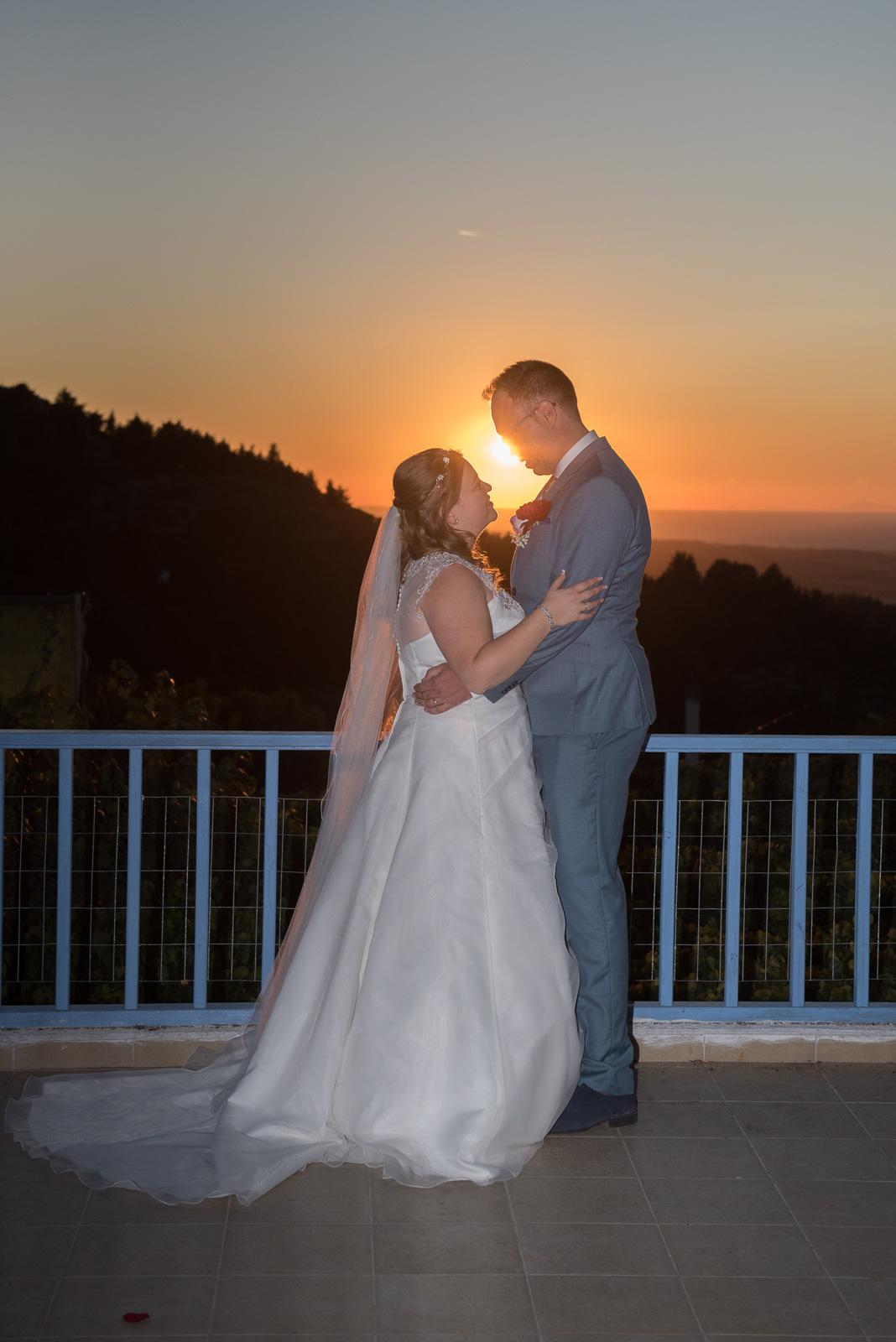Perfect wedding in Greece and Greek island