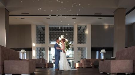 Wedding at Pelagos Suites