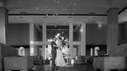 Wedding at Pelagos Suites Hotel