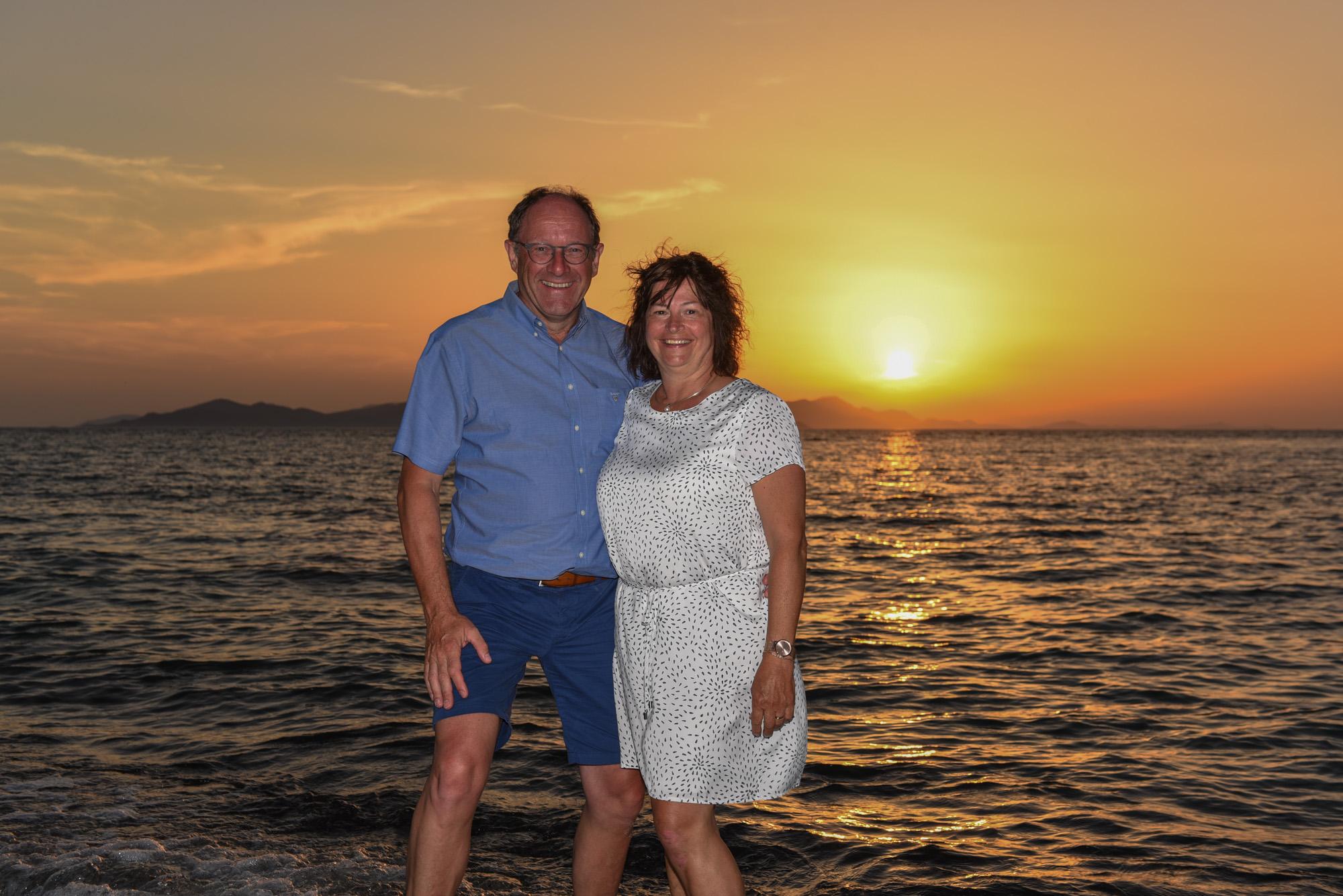 Memories from Kos island, couple photo session on Kos island