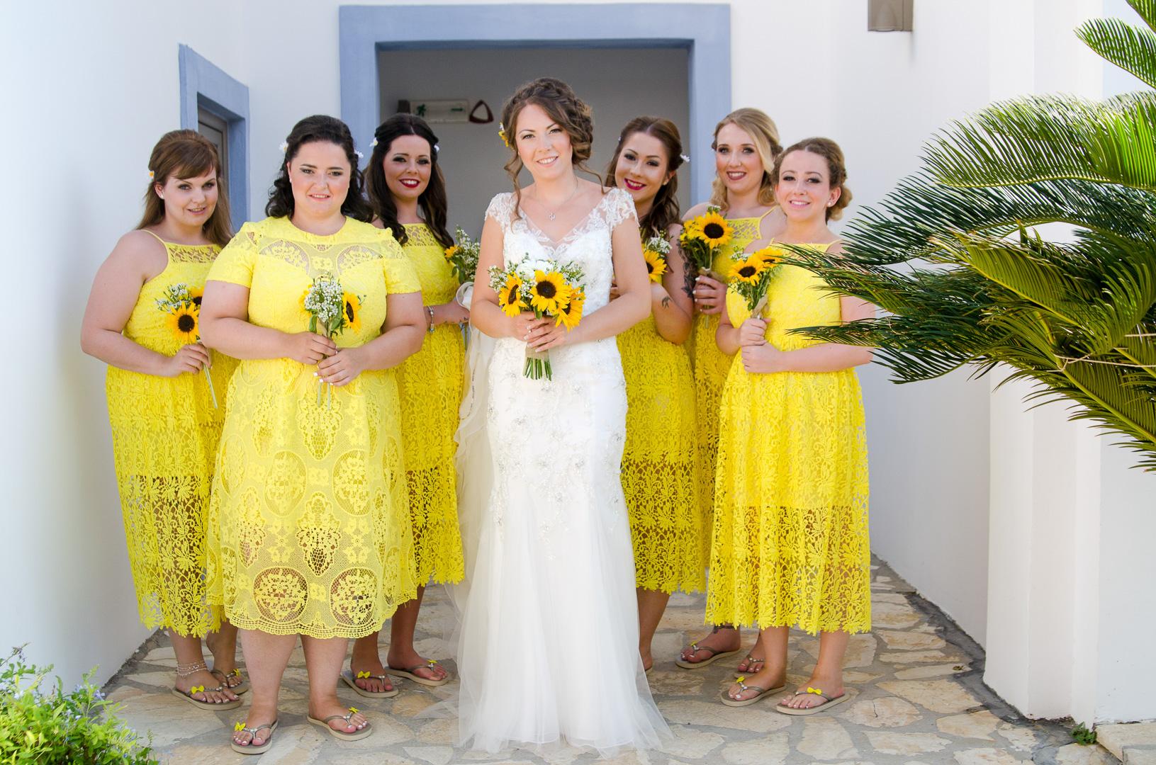 Amazing photo of wedding in Greece