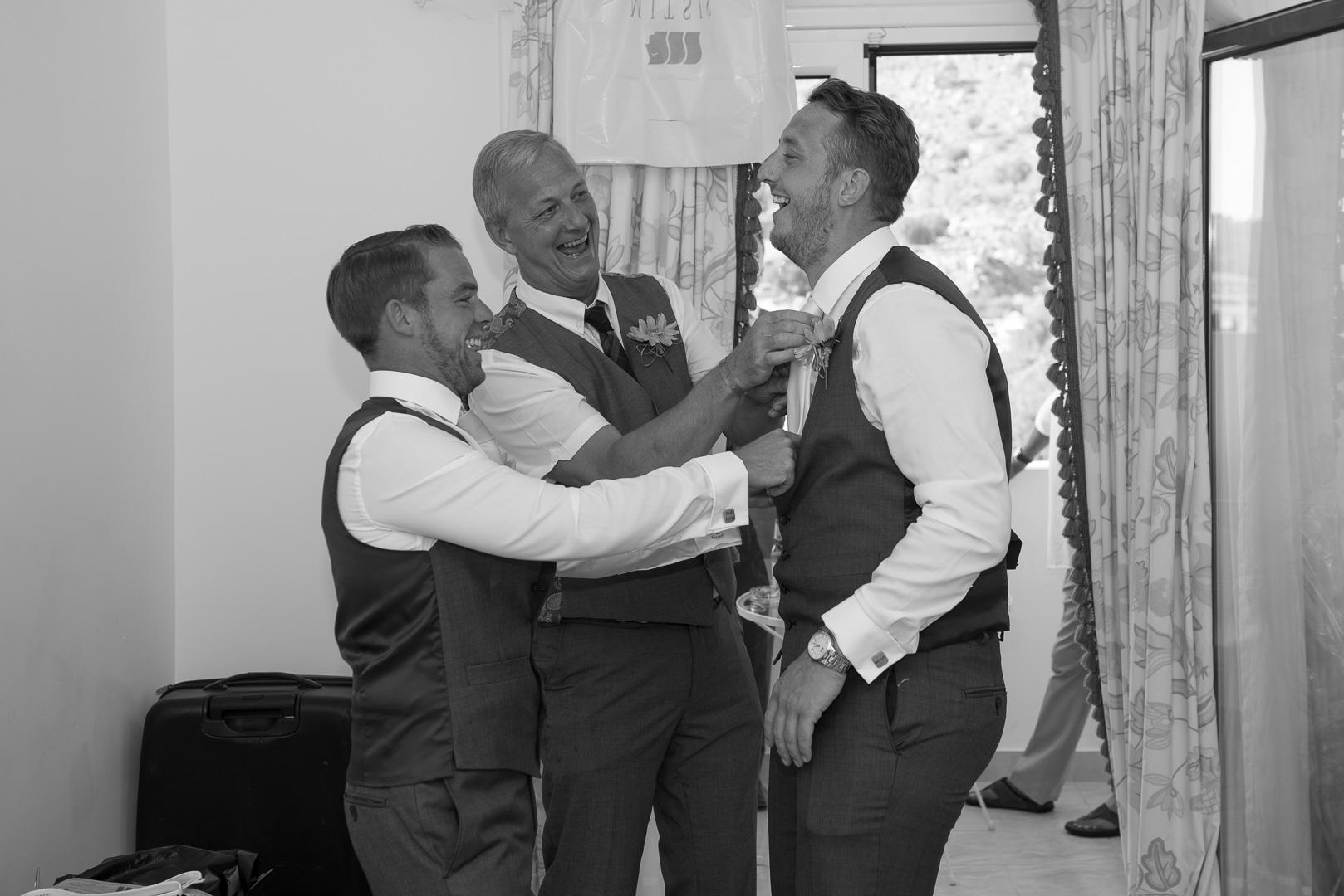 Wedding at Blue Domes Mitsis hotel