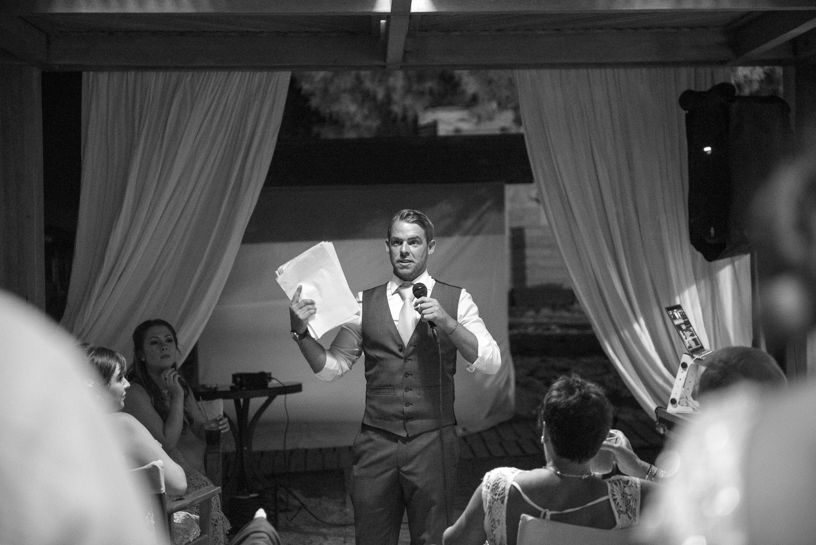 Wedding photo in Kos island
