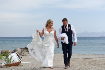 Wedding photographer in Kos