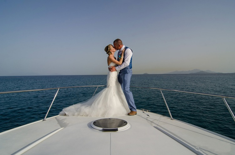 Wedding photographer in Kos island