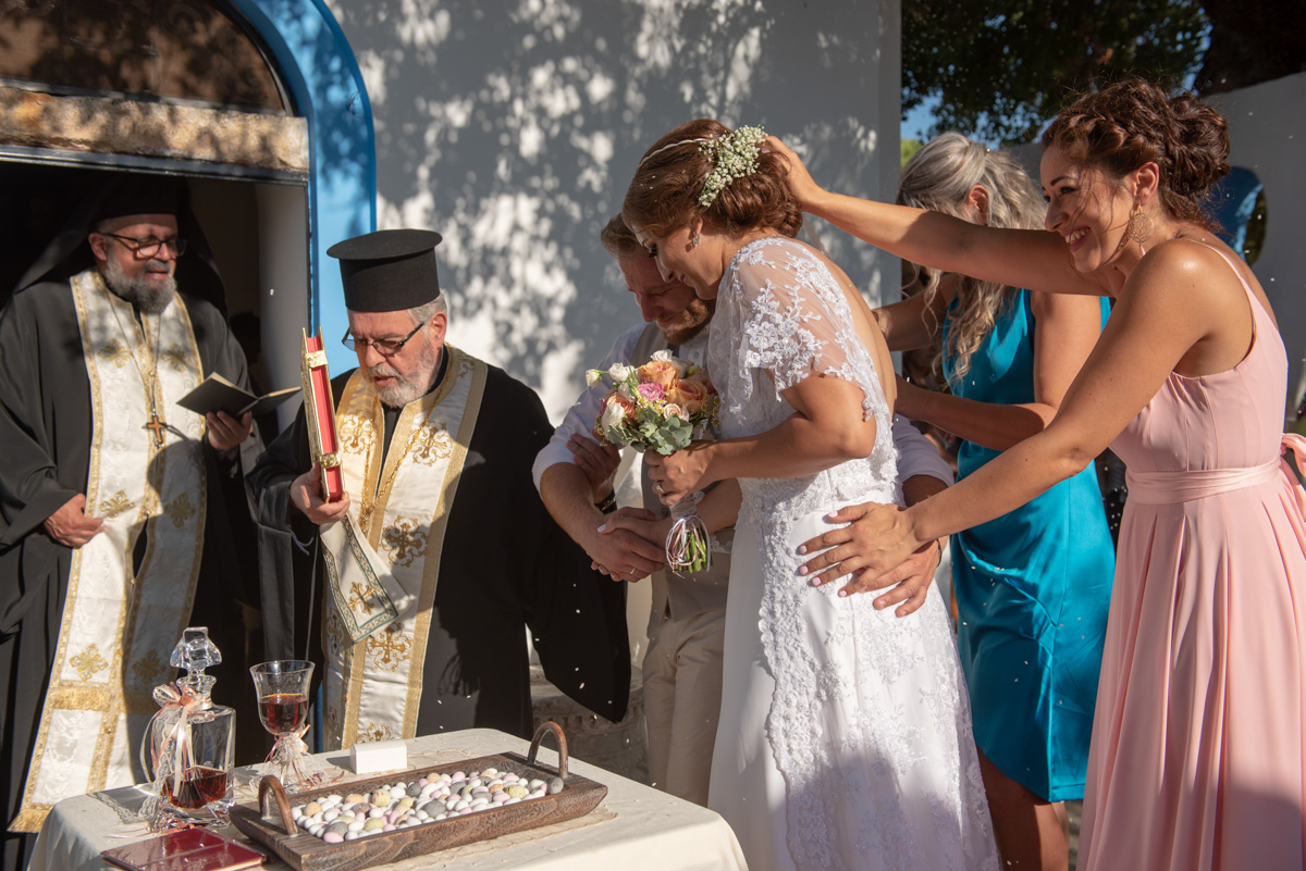 Wedding in Kos island