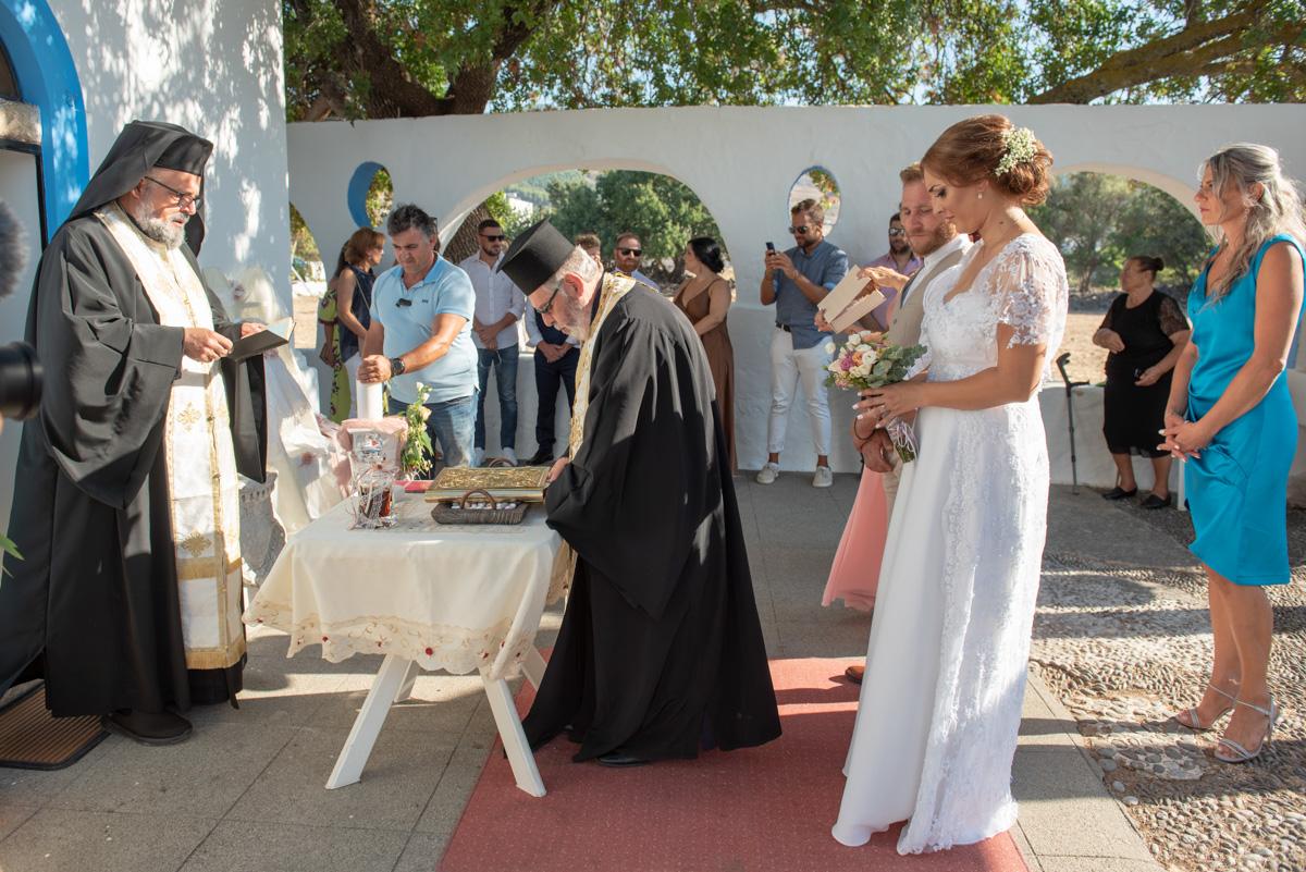 Φωτογράφια γαμου