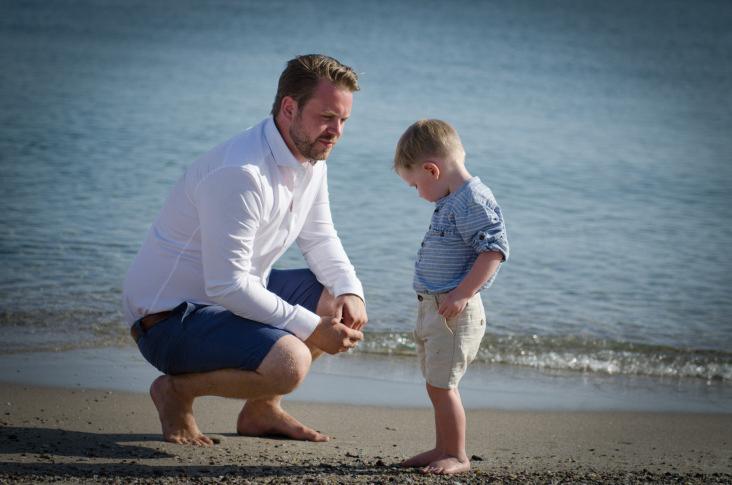 Family photoshoot in Kos