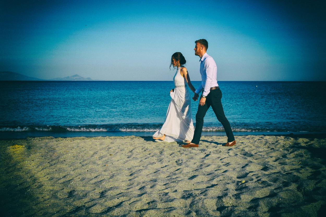 couple photoshoot in Kos
