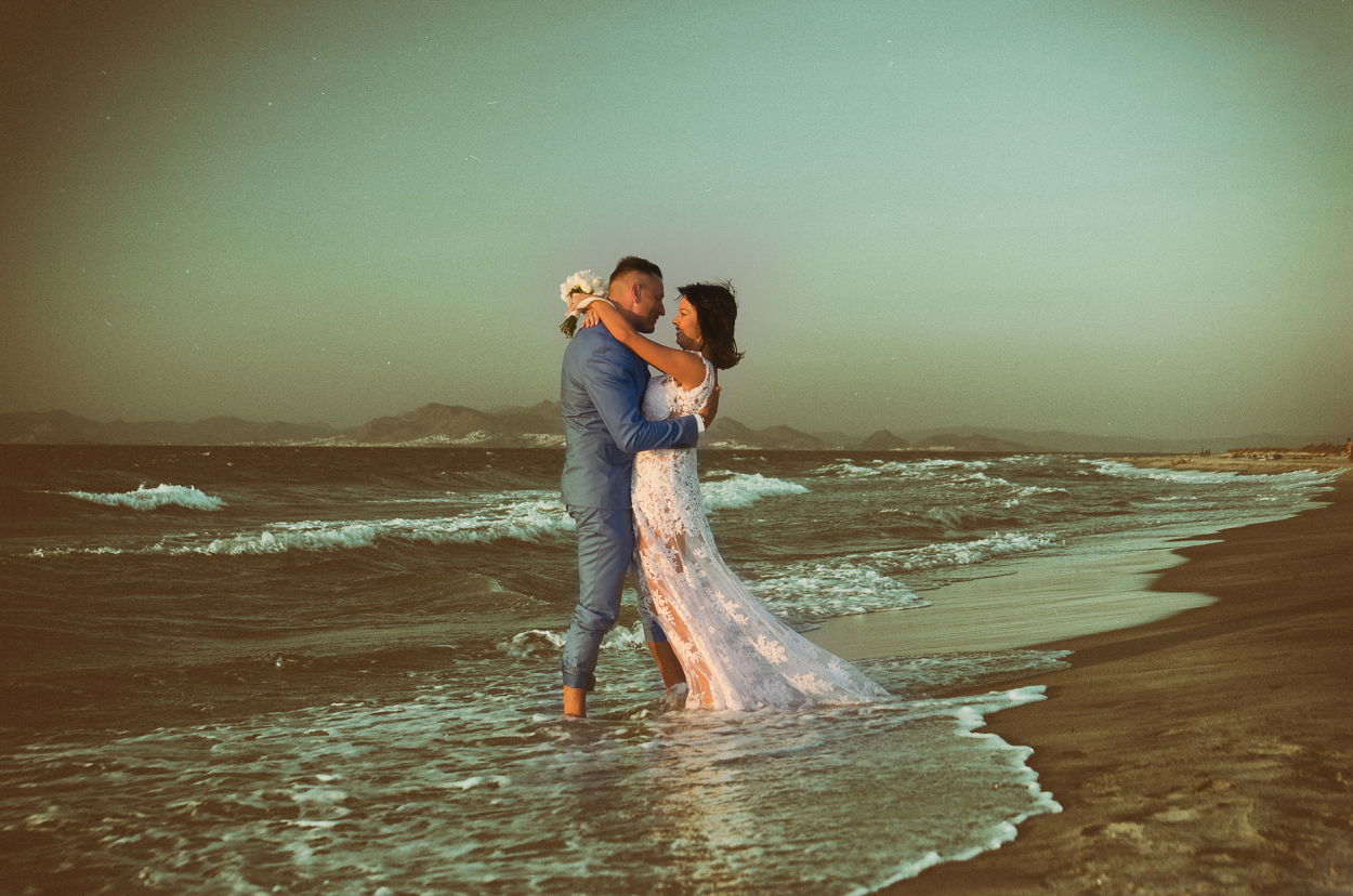 wedding photographer in Kos islan