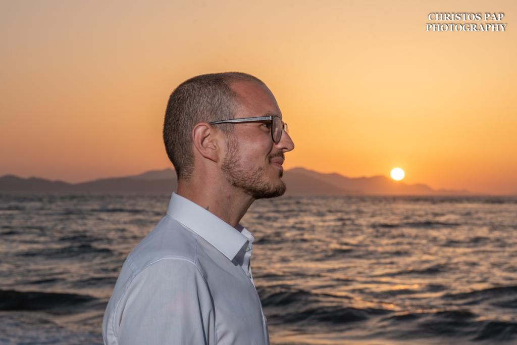 Photographer in Kos island Greece
