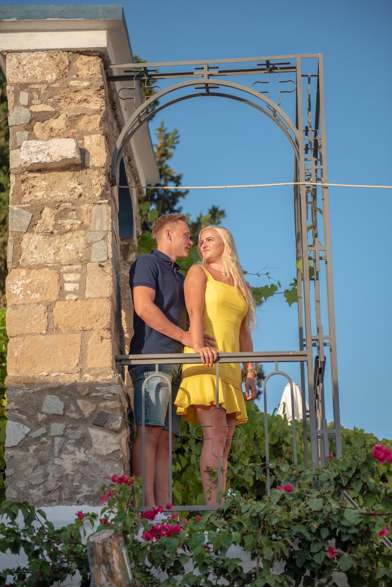 Kos island photo shoot